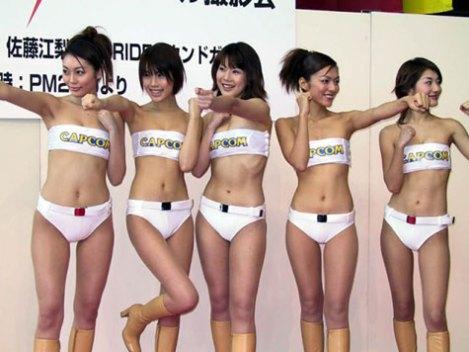 Người mẫu Nhật Bản