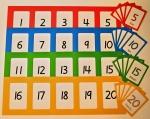 Cách đếm trong tiếng Nhật