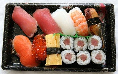 cách làm sushi nhật bản