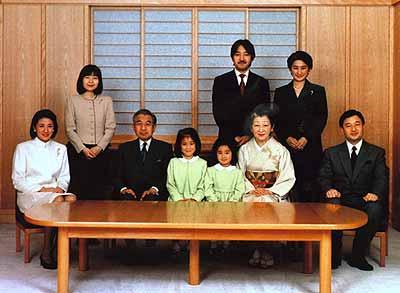 Hoàng gia Nhật Bản