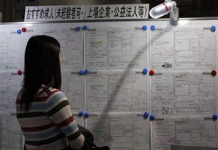 Thế hệ mất mát tại Nhật