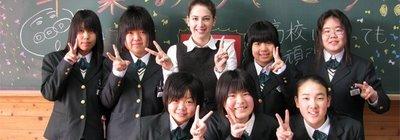 Xem lễ tốt nghiệp của học sinh Nhật Bản