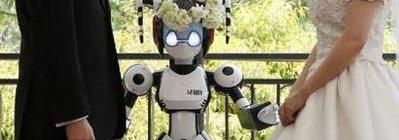 Đám Cưới Robot làm chủ hôn