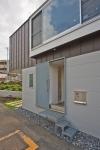 Ngôi nhà siêu mỏng ở Nhật Bản