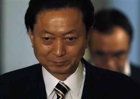 Thủ tướng Nhật Bản Hatoyama từ chức