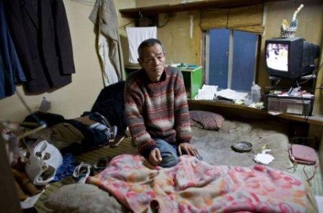 Cuộc sống trong quận Người Già