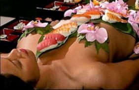 ghề mẫu nude bàn tiệc