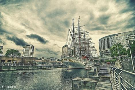 Bảo Tàng Cảng Yokohama