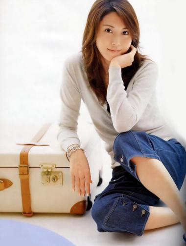 10 mỹ nhân đẹp nhất Nhật Bản 2010