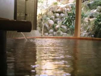 Suối nước nóng Ở Nhật Bản