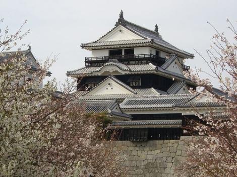 lâu đài của nhật bản