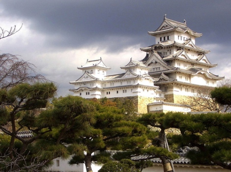 Những lâu đài cổ kính của Nhật Bản