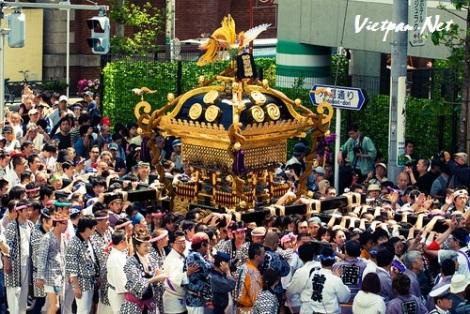 Lễ hội lịch sử Nhật Bản