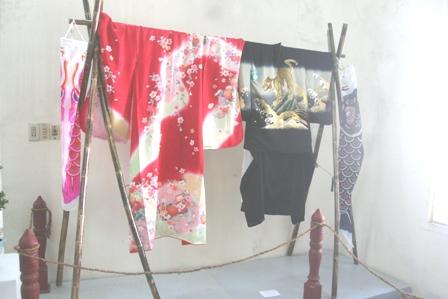 Ngắm các kiểu áo Kimono độc đáo từ Nhật Bản