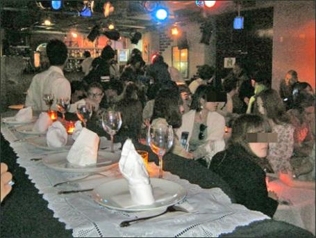 """Khoảng 70 người đã tham dự tiệc """"Ham Cybele """""""