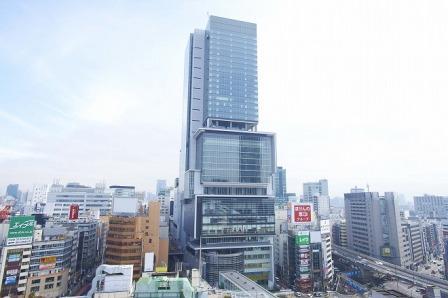 Trung tâm thương mại Shibuya Hikarie