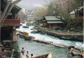 Suối Takaragawa ở Gunma