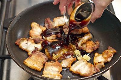 Thịt ba chỉ mật ong kiểu Nhật ngon mê ly