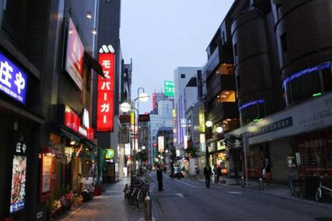 Xã hội đen tại Nhật cầu cứu cảnh sát