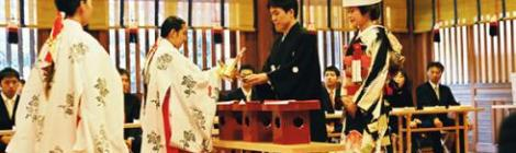 Điểm Đặc Biệt Trong Đám Cưới Ở Nhật