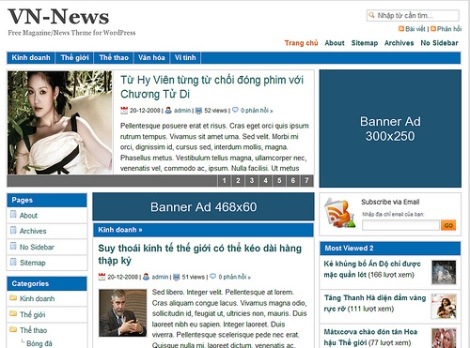 VN-News Theme