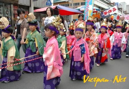 Ngày trẻ em của Nhật bản