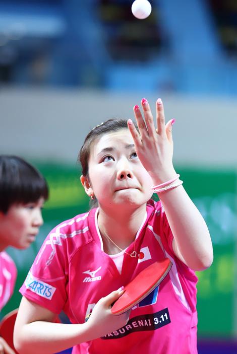 Vẻ đẹp trăng rằm của nữ VĐV Nhật dự Olympic