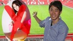 """Sự thật về """"Ameri Ichinose""""Người yêu của Kagawa"""