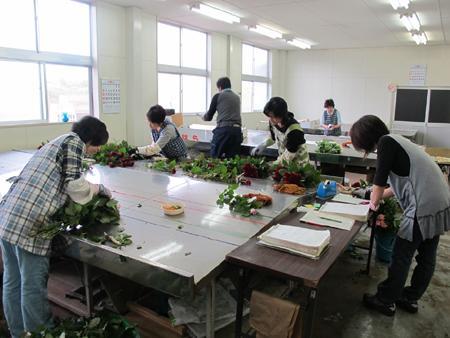 Một xưởng sơ chế và kho lạnh của nông dân Nhật