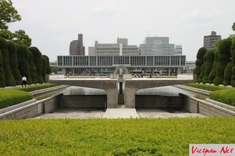 Công viên Hòa bình Hiroshima
