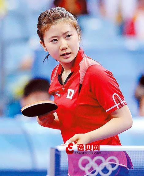 Vẻ đẹp nõn nà của nữ VĐV Nhật dự Olympic