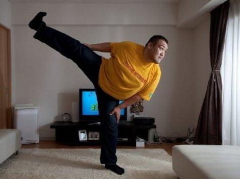 Khi võ sĩ sumo giải nghệ