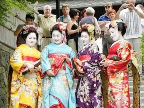 Nghề Geisha hiện đại ở xứ sở Hoa Anh Đào