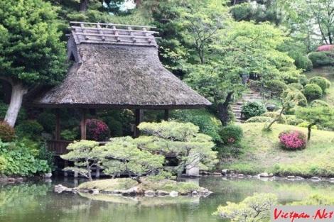 Shukkeien Vườn