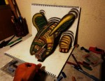Tranh vẽ 3D cực đỉnh