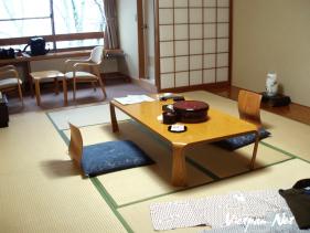 Kết hợp kiểu nhà Nhật nhìn thật đẹp mắt
