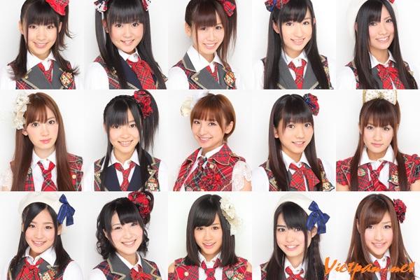 Nhóm nhạc AKB48