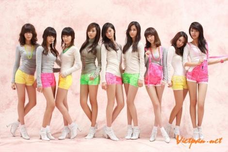 Tìm hiểu về nhóm nhạc SNSD của Nhật Bản