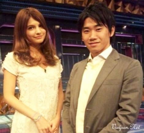 Bạn gái Kagawa là ngôi sao phim người lớn