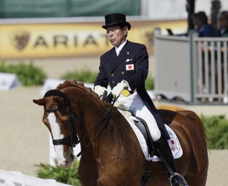 Cụ ông 71 tuổi tham dự Olympic 2012