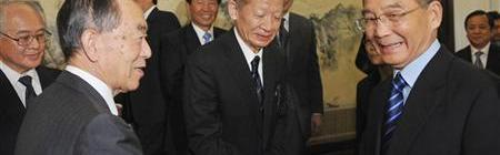 Đại sứ Nhật Bản trở lại Bắc Kinh