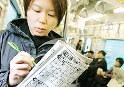 Người đọc Nhật Bản với sách truyền thống, chẳng bao lâu nữa sẽ có thay đổi.