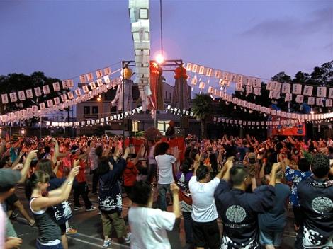 Lễ hội O bon Nhật bản