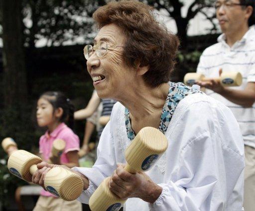 Phụ nữ Nhật Bản tuột mất danh hiệu sống thọ nhất thế giới