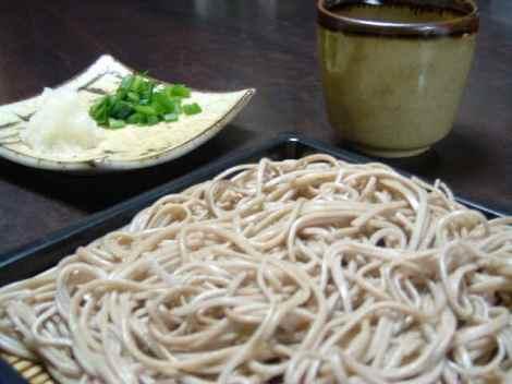 Mì Soba,Một loại mì ăn nhanh của Nhật bản