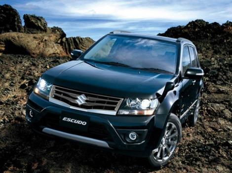 Suzuki giới thiệu Grand Vitara 2013 tại Nhật Bản