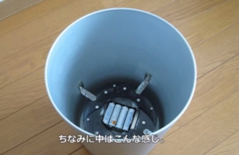Thùng rác tuyệt vời chỉ có tại Nhật Bản