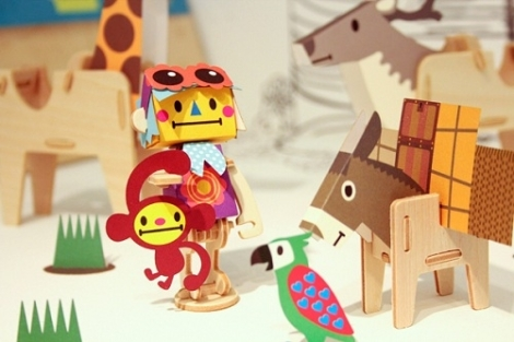 Dạy trẻ sáng tạo đồ chơi - bài học từ Nhật Bản