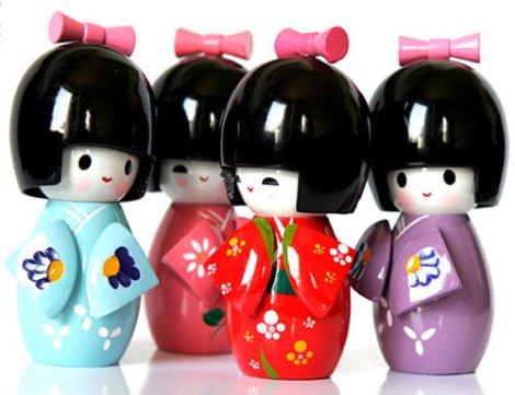 Thế giới búp bê phong phú của người Nhật