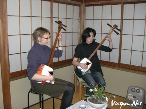 Âm nhạc truyền thống Nhật Bản